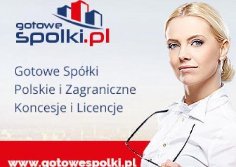 Gotowe Spółki Zagraniczne z VAT UE Niemcy, Łotwa, Bułgaria, Czechy, Słowacja,Koncesje Paliwowe
